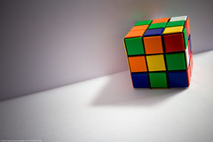 Giving The Signal! (Rubik's Cube)