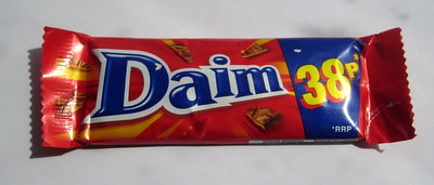 Daim Chocolate Candy