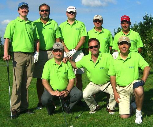 Primer Campeonato - Saneamientos San Fausto - 2008
