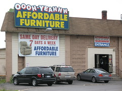 Oooh Yeahhh furniture store in Utica, NY