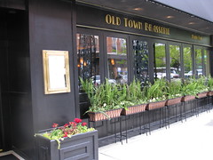 Old Town Brasserie: Exterior (another view)