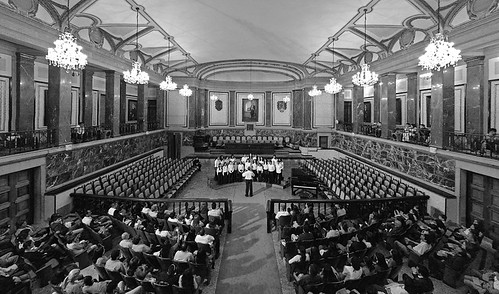 Aula Magna de la Universidad de Los Andes