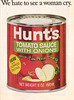 Hunts TOmato Sauce with Onions Ad 1970 (obsequies) Tags: red food vintage october funny humorous ad onions popart 1960s 1968 cry tomatosauce hunts cannedgoods redbookmagazine