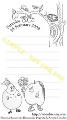 My Diary 2009 contribution