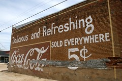 coca-cola ghost in grand saline