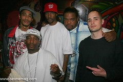 Bone Thugs & Harmony concert picture