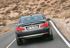 2009 BMW 7 Series n
