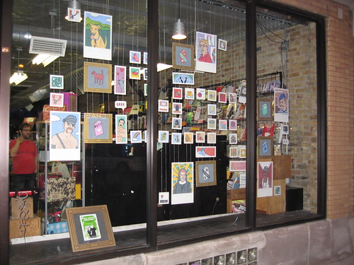 Summer 2008 windows by Zachary Huelsing