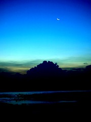 Moonlighting (danny boy 07) Tags: blue indonesia asia shades moonlight