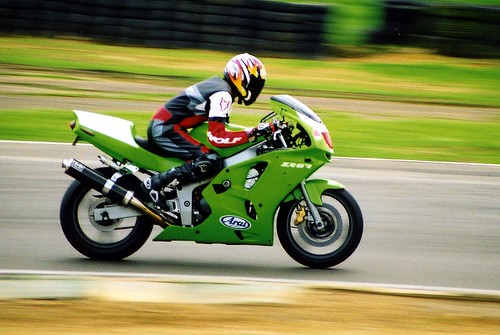 Motor Bikes Racing At Snetterton Scanned (16)