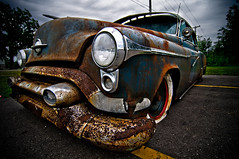 Das Heap (pairadocs) Tags: classic car rust automobile decay rusty 98 heap decayed oldsmobile ninetyeight needsrestoration andsomebondo althoughifitdroveiddriveitjustlikethis