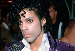 Prince at The Purple Rain Premiere (Nikki319Camille) Tags: prince 1984 gemini releaseparty princerogersnelson purplerainpremiere