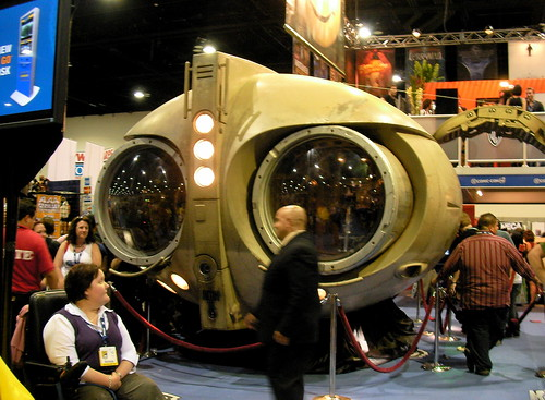 Comic-Con 2008 Day 2