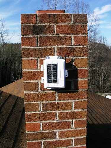 Davis Solar Powered Wireless Weather Station Repeater