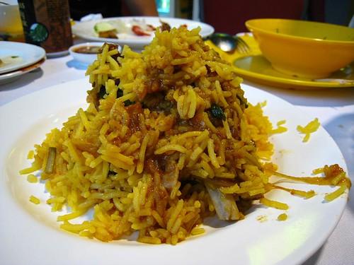 Mutton Briyani - Makansutra Street Food Masters 2008