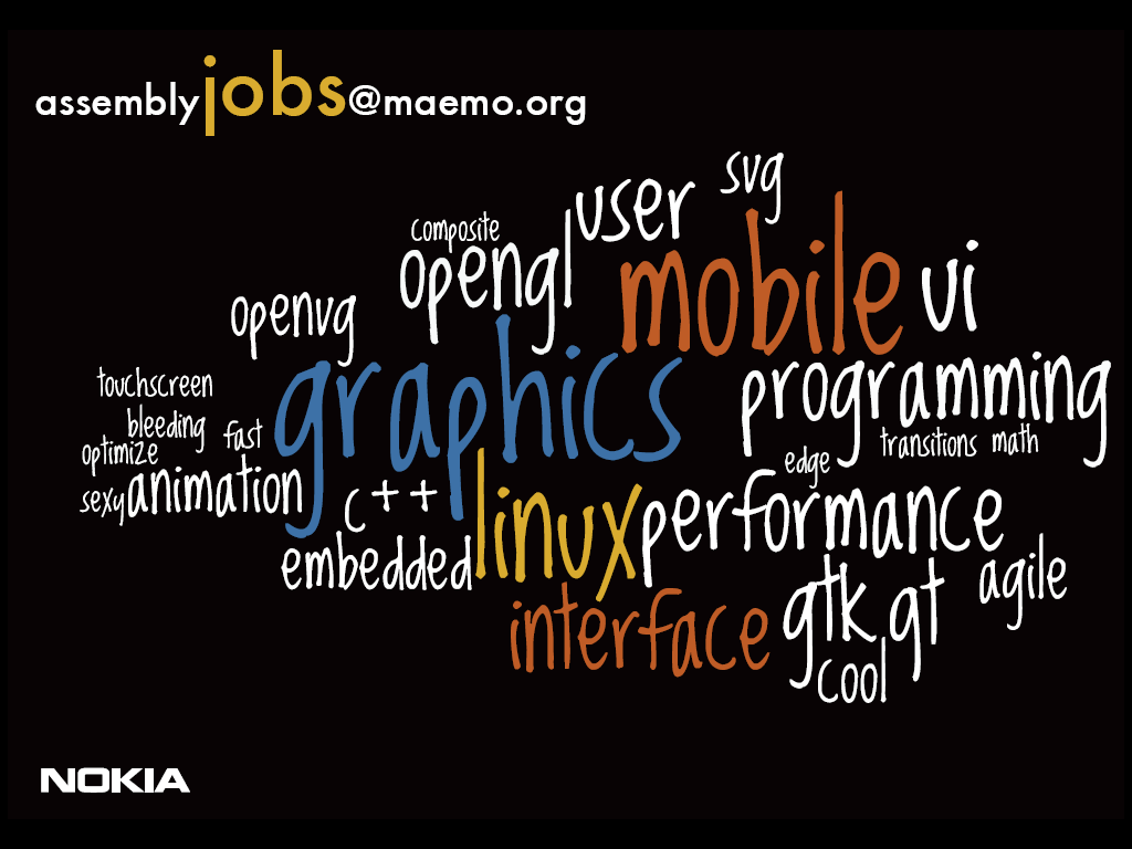 maemo-job-graphics