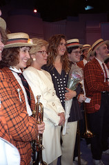 Brooke And The Band (Joe Shlabotnik) Tags: geoff kristen 1991 brookeshields lyle faved sallyjesseraphael princetonband february1991