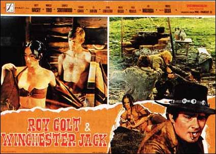 Roy Colt and Jack Winchester