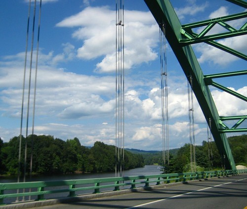 CT River Bridge