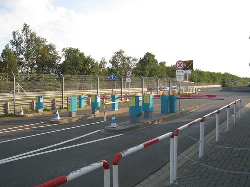 Ring entrance