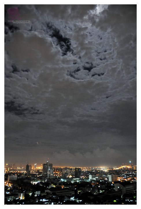 Cloudy Midnight