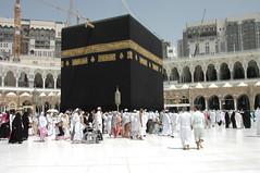 Ka'abah (RabunWarna) Tags: saudi arabia 2008 masjid umrah makkah kaabah alharam baitullah