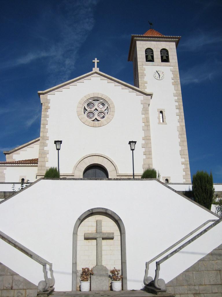 Igreja paroquial do Vilar