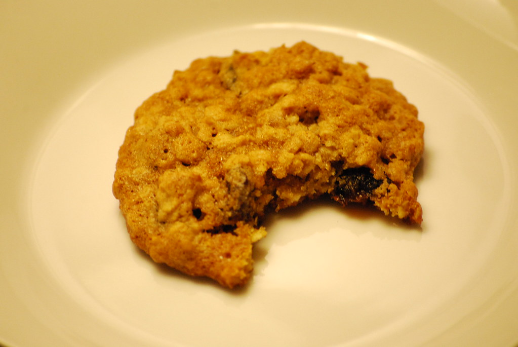 New oatmeal raisin recipe