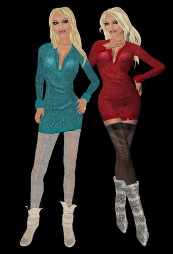 Adam n Eves Clement Sweater Dresses