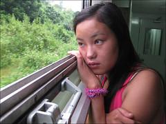 Coming home (NaPix -- (Time out)) Tags: portrait woman home train ride vietnam coming hanoi sapa hmong laocai homeopathic explorefrontpage napix
