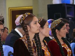 Turkmenistan Women