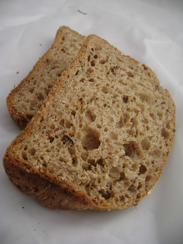 Homemade Granary Loaf