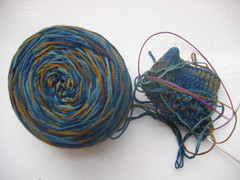 September Sockdown Hedera socks