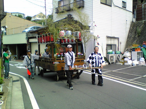 Matsuri-Kamaya Cho-Yokohama