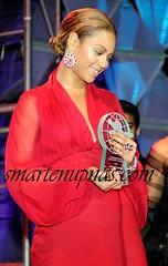 beyonce and her award