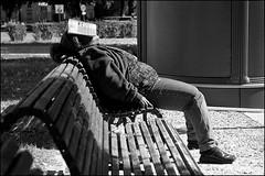Torino 0125 (malko59) Tags: street urban blackandwhite bench torino explore turin biancoenero panchina diecicento aplusphoto malko59 marcopetrino