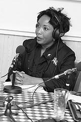 Prof. Carol Swain speaking on a BBC program in 2008