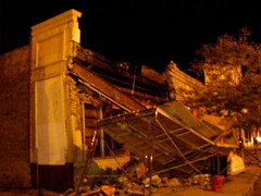 Caribbean American Bakery collapse