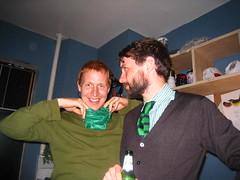 the doorag (serchanddestroy) Tags: autumn verde green dancing earthy absinthe kale greenparty splendid