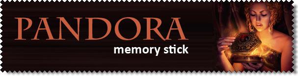 Pandora-memory-stick