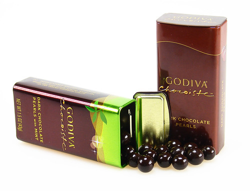 Godiva Chocoiste Chocolate Pearls