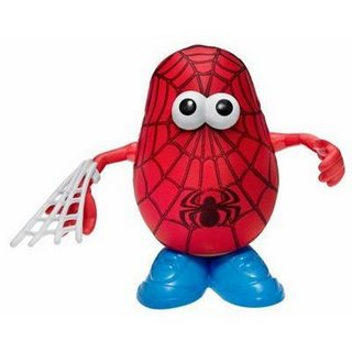 mr patate spiderman
