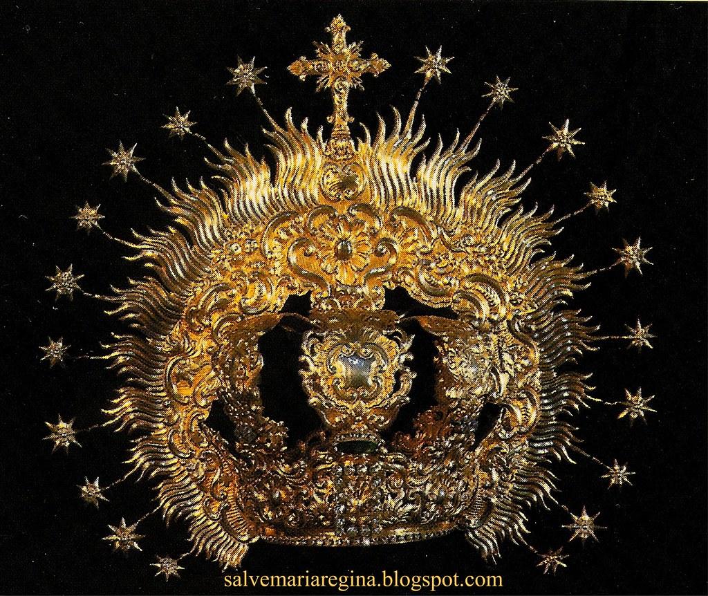 Corona Nuestra Señora del Mayor Dolor