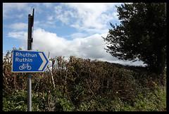 (Brian Sayle) Tags: summer tree green wales rural canon landscape countryside unitedkingdom hedge cycle welsh 1740 flintshire denbigh ruthin northwales denbighshire canon1740 ef1740mmf4lusm 400d canon400d 4737carlin rhuthin