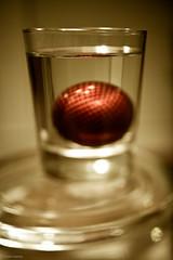 Red Ball #15 (T. Scott Carlisle) Tags: red test water glass ball shift tilt 45mm tsc tphotographic 45mm28pce tphotographiccom tscarlisle tscottcarlisle