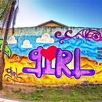 Girl Graffiti