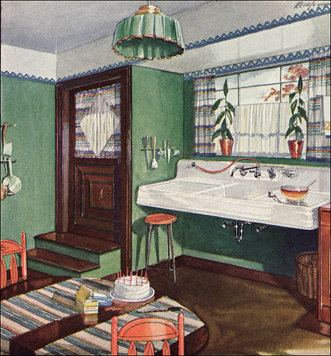 Design Around This #3: 1920s Kitchens and All That Jazz