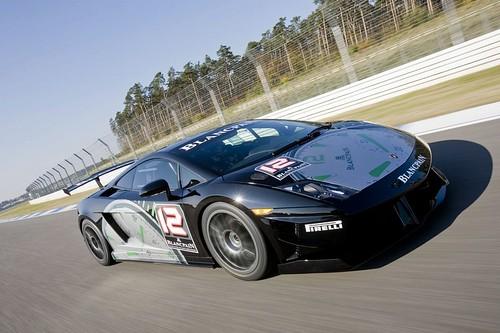Lamborghini Blancpain Super Trofeo pics