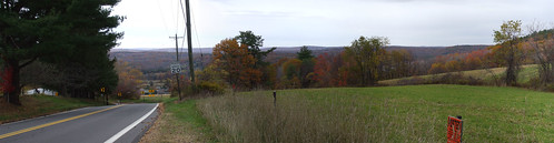 Larksville Mountain Panorama