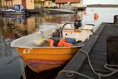 Boat, Vaxholm